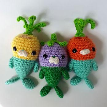 amigurumi crochet toy handmade 'free pattern' barrot vegimal octonauts cbeebies pattern diy cute ravelry pinterest fat cat crochet