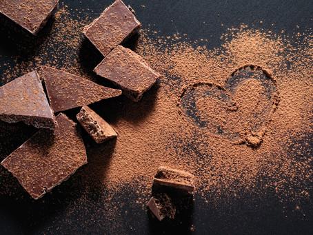 Chocolates e seus benefícios!