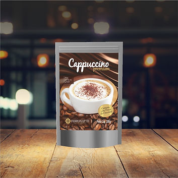Cappuccino Premium - Linha Tradicional.j