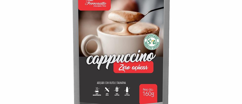 Cappuccino Premium Zero Açúcar - 160g