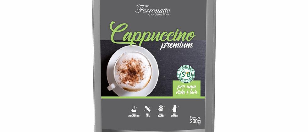 Cappuccino Premium Linha Mais Leve - 200g
