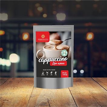 Cappuccino Premium - Linha Zero Açúcar.j