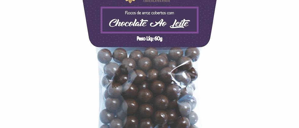 Drágeas de Chocolate ao Leite - 60g