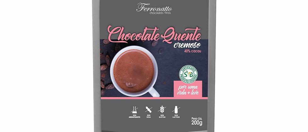 Chocolate Quente Cremoso Linha Mais Leve - 200g