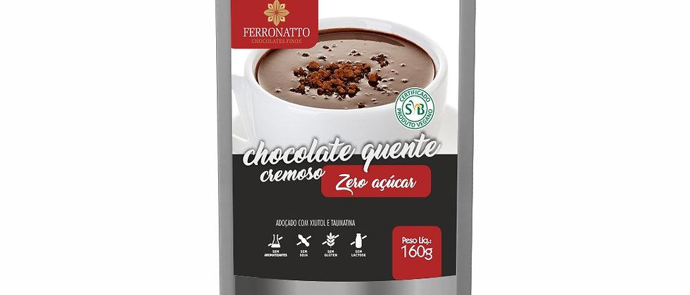 Chocolate Quente Cremoso Zero Açúcar - 160g