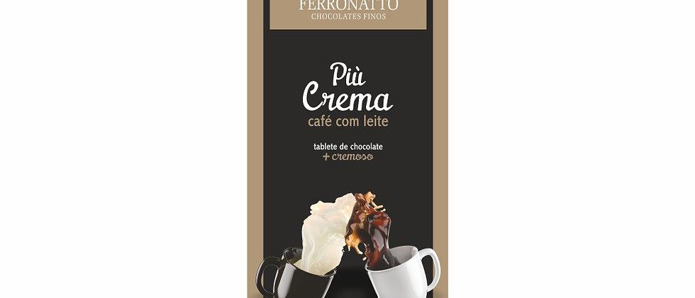 Più Crema Café com Leite - 90g
