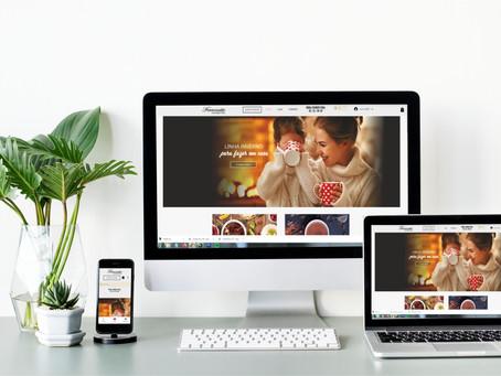E-commerce da Ferronatto Chocolates está no ar!!!!