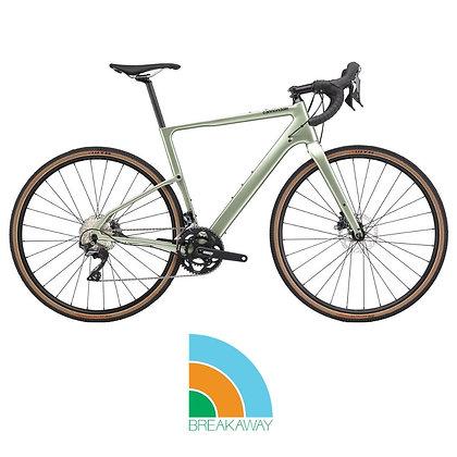 Cannondale Topstone Carbon - Ultegra RX - M