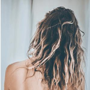 Coconut oil hair 2