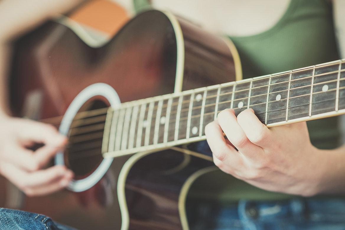 Guitar Teacher Godalming Surrey