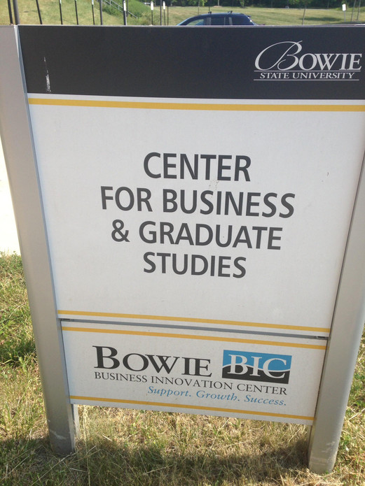 Proposal Writing Class at Bowie State University