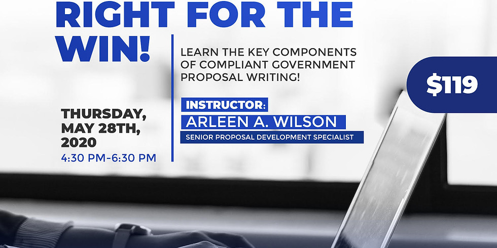 Proposal Writing: How to Do It Right for the Win! (1)