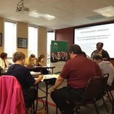 Proposal Writing Workshop at Fort Detrick Business Development Office (FDBDO)
