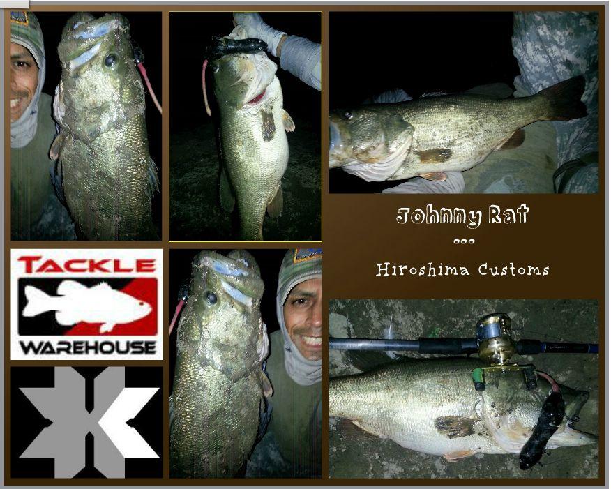 13 pound bass