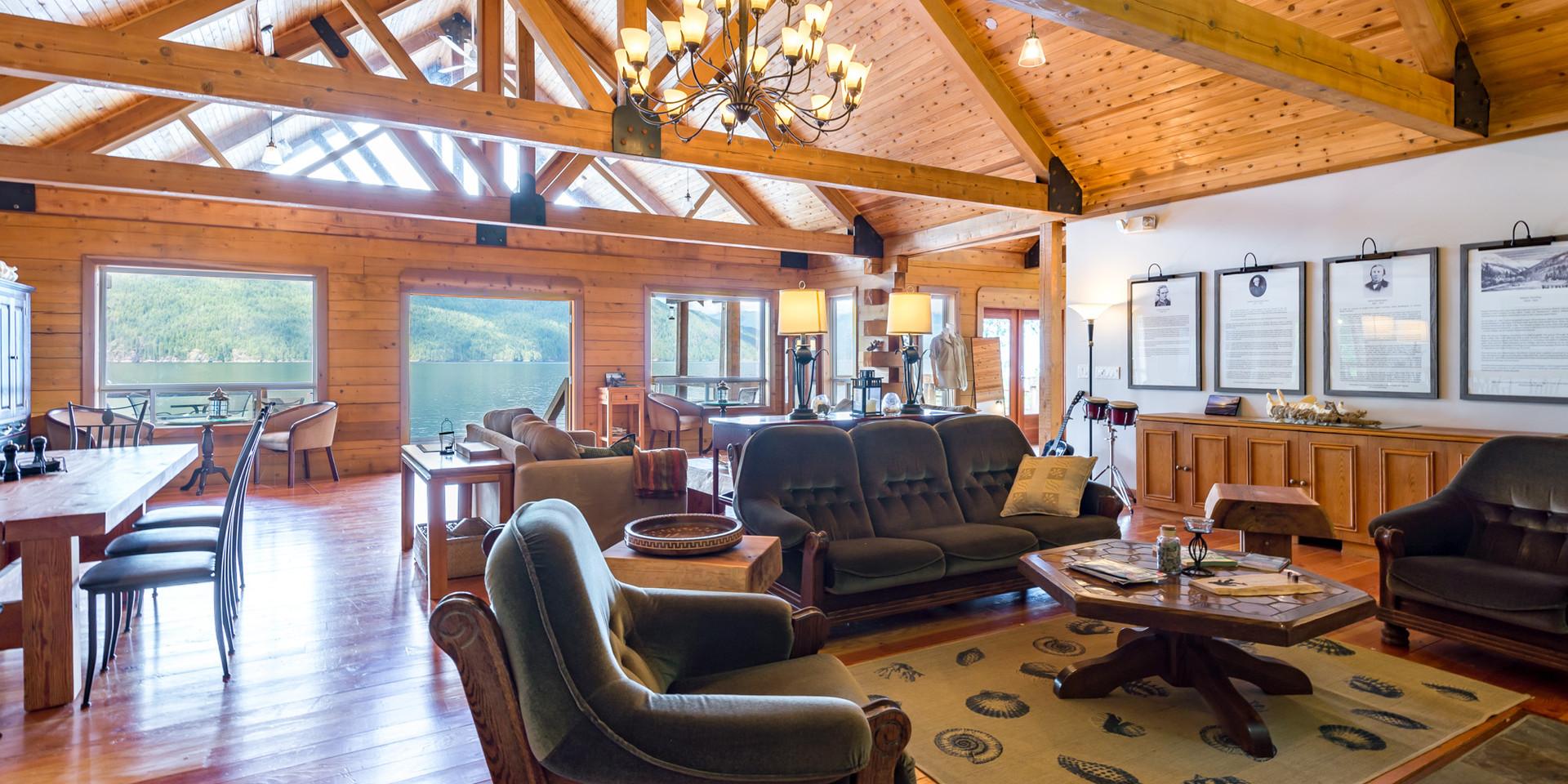 Klahoose Wilderness Resort - Main Great
