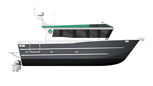 QXMC Brix Marine Boat