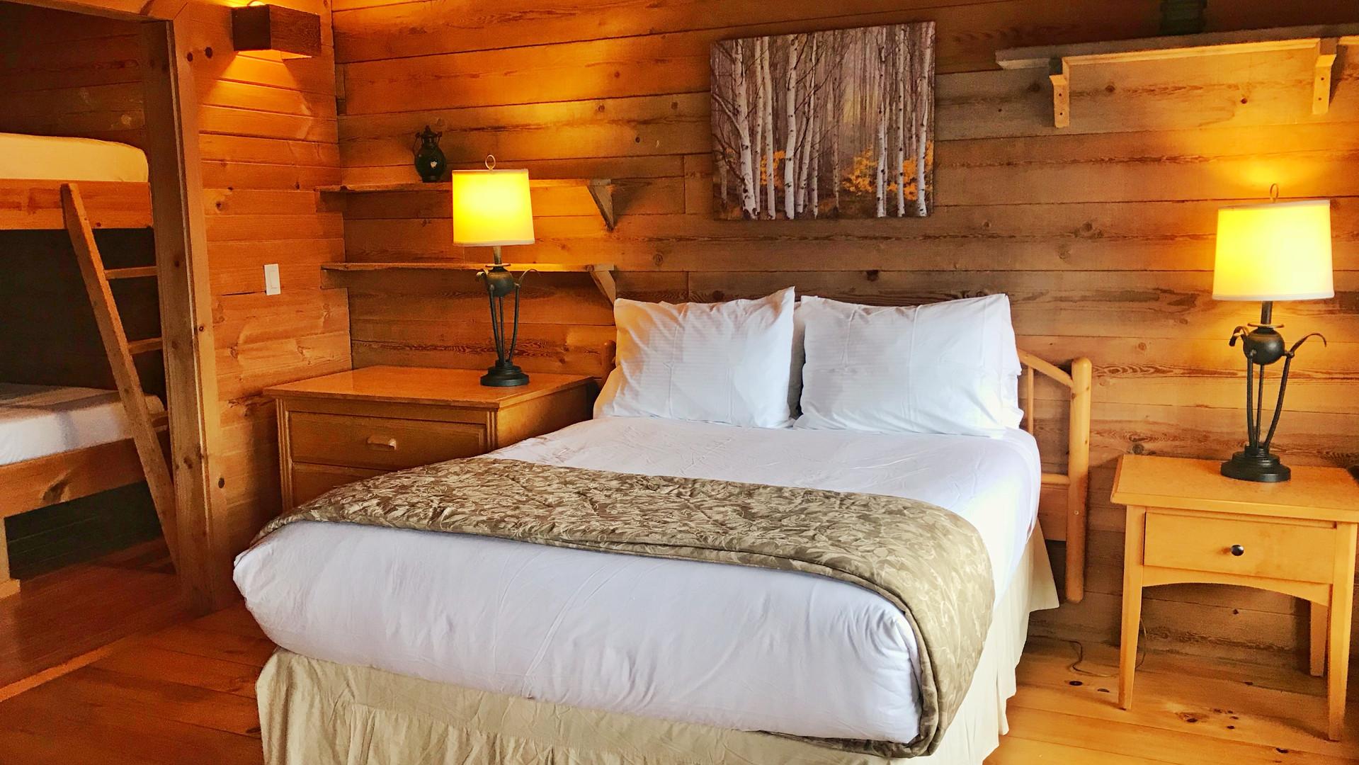 14. Klahoose Wilderness Resort Lodge roo