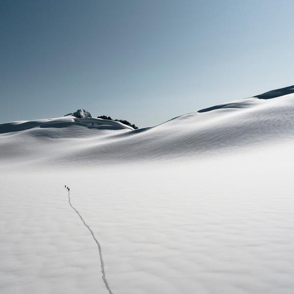 Heli Glacier Walk Tour