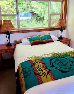 Klahoose Wilderness Resort - Lodge Room.