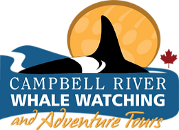 Campbell River Whale Watching logo