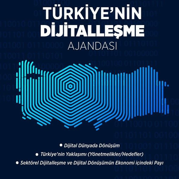 """Türkiye'nin Dijitalleşme Ajandası"""" paneli"""