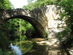 Pont sur l'Aiguebrun
