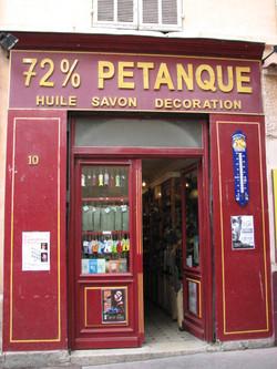 Marseille boutique