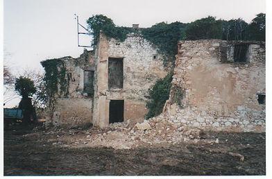 Historique rénovation Domaine du Coffre