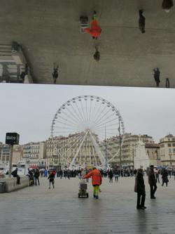 Marseille Vieux port Canebière