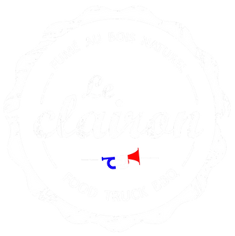 Logo Le Clairon Food Truck