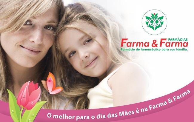Campanha conceito Dia das Mães