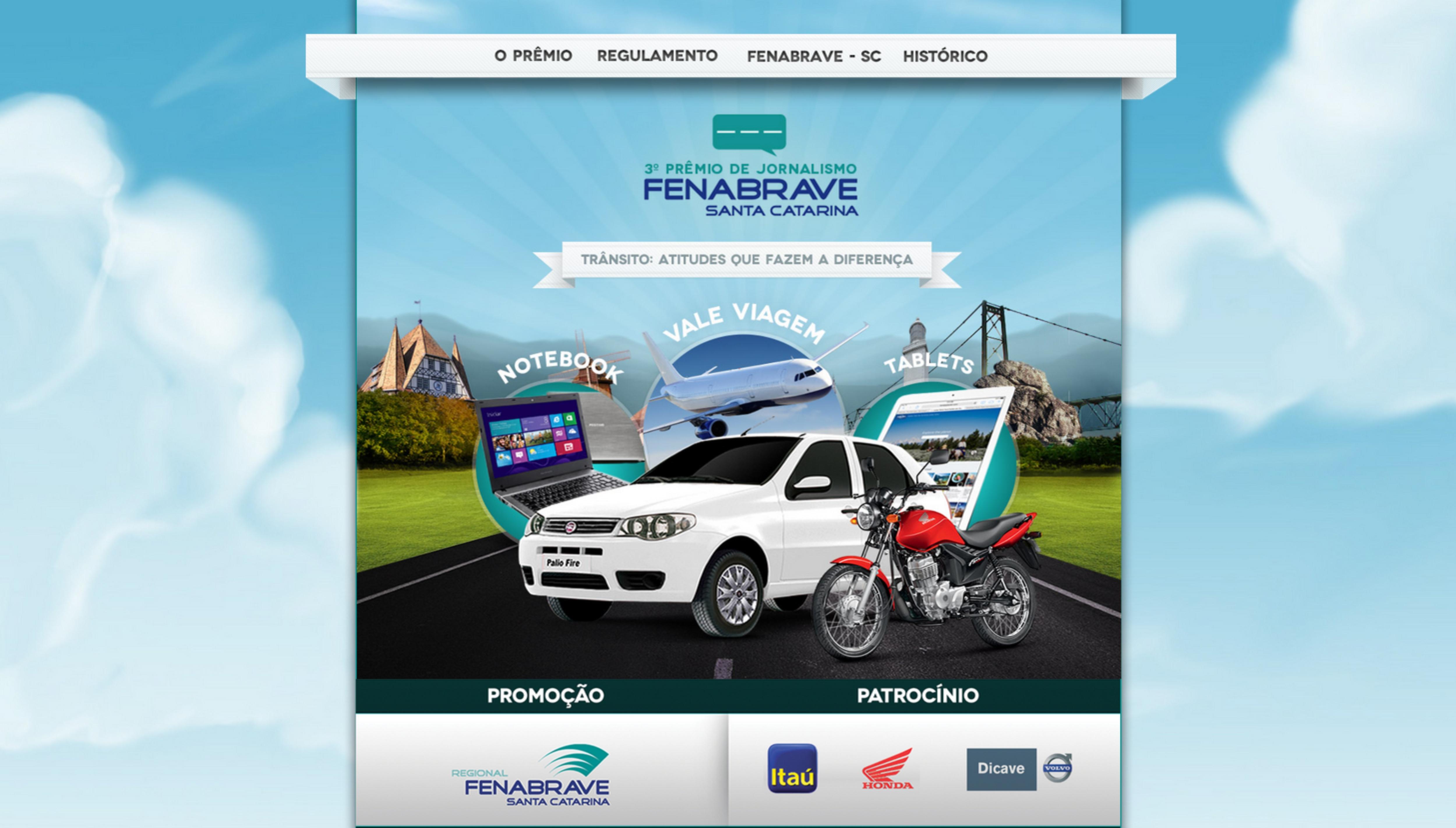 Prêmio Fenabrave-SC de Jornalismo