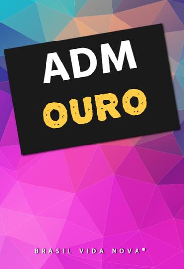 PLANO MENSAL ADM OURO