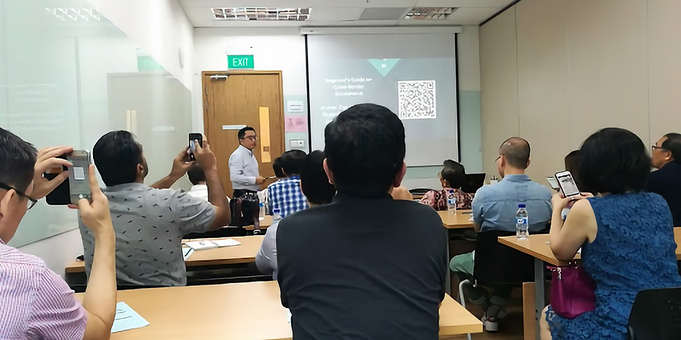 [Session 9] How to Ride the Wave in the Rise of China Cross-Border E-Commerce
