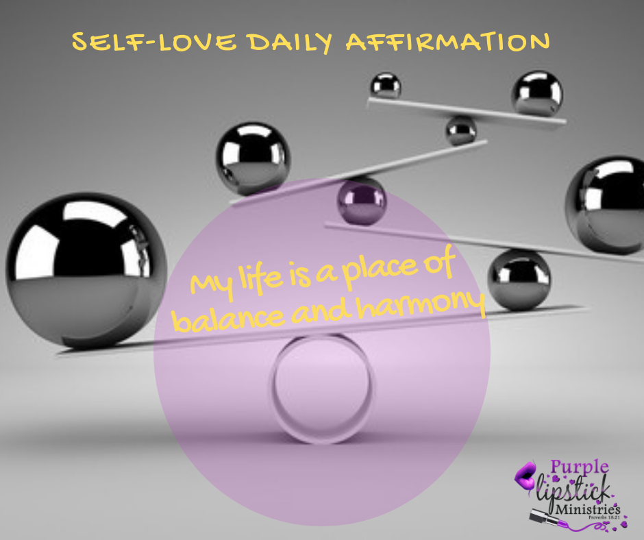 Self-Love Daily Affirmation