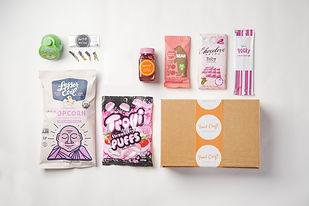 Pink Snack Box