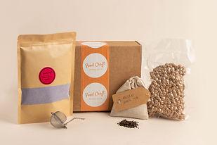 Taro Bubble Tea Kit