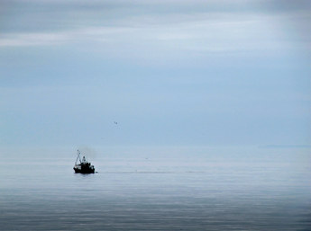 Fishing boat from Mallaig to Armadale, Isle of Skye ferry