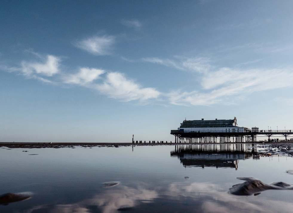 Cleethorpes Pier, Lincolnshire