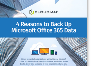 Microsoft Office 365 Suite Protection As-a-Service with VMware, Veeam and Cloudian