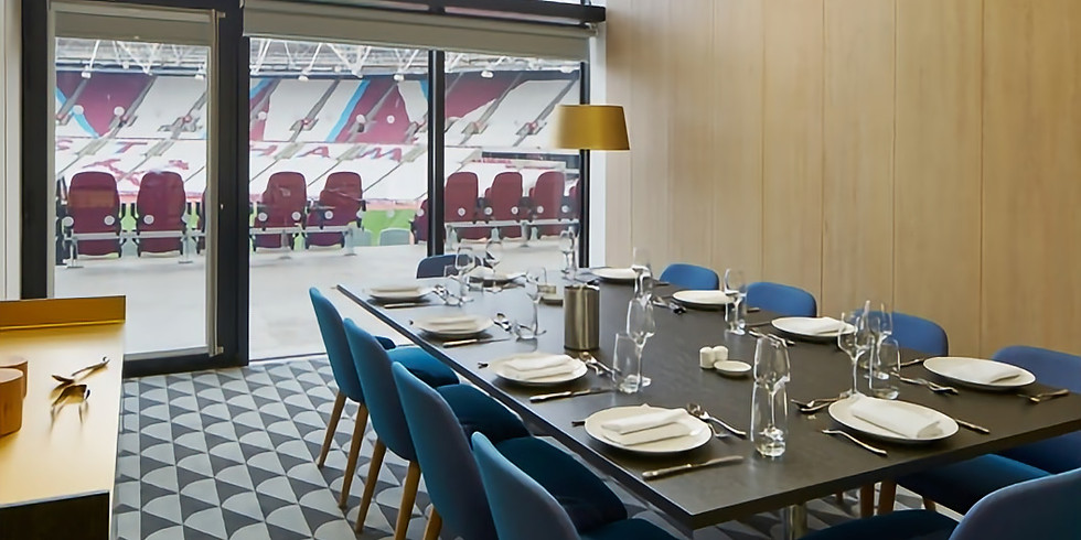 Ultimate match day luxury