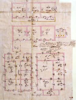 1826 Original BK House Floorplan