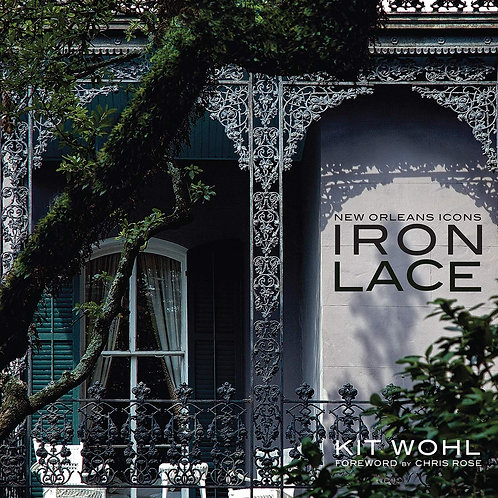 New Orleans Icon: Iron Lace