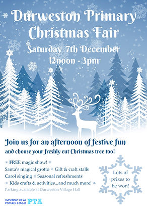 Durweston Primary Christmas Fair