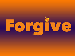 Forgiveness: a personal, emotional unshackling