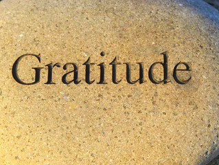 Gratitude: a magic wand