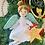 Thumbnail: 2020 Christmas Angel Ornament - Red Ribbon