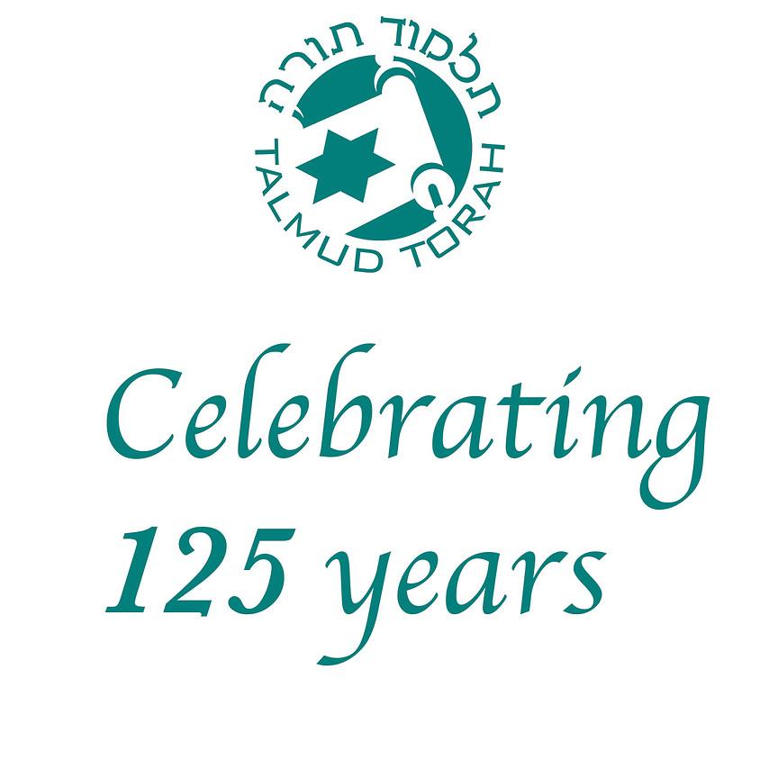 Celebrating Talmud Torah: Educating a New Generation