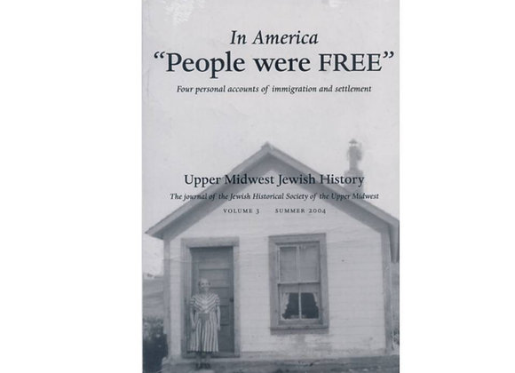 The 2004 Issue: In America People Were FREE