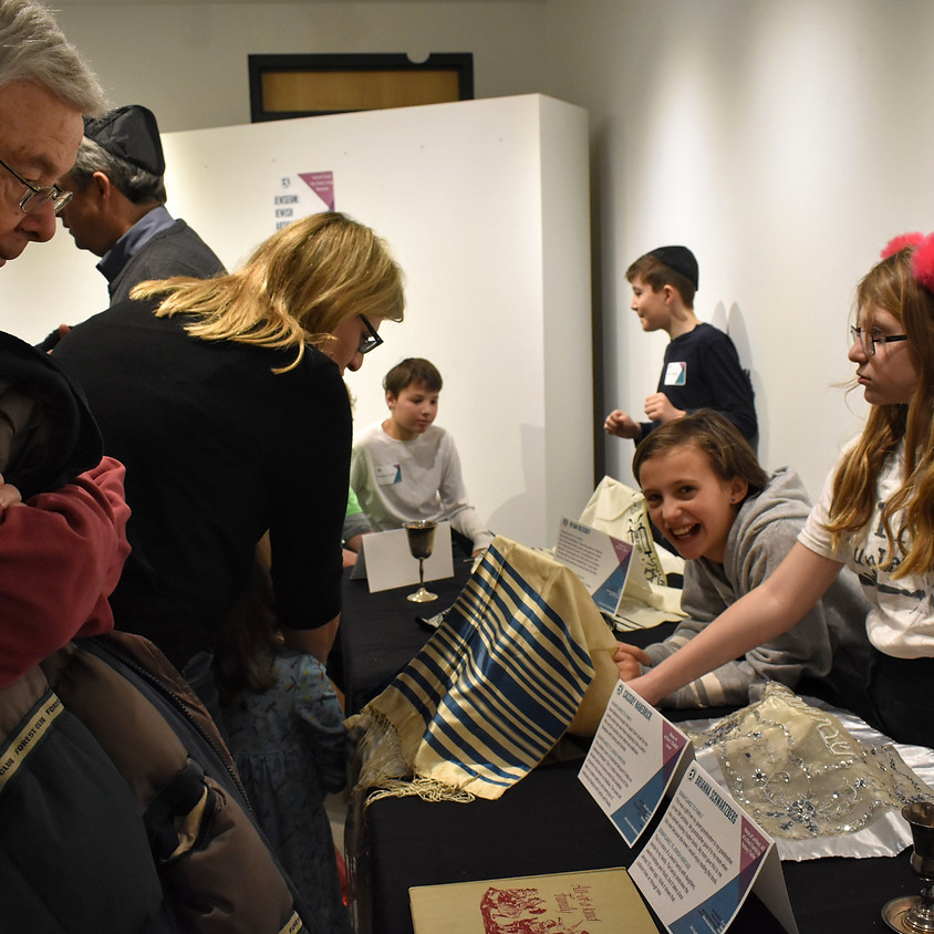 By Invitation Only: Living Museum Reception